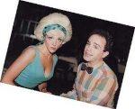Ellen Zachos as Audrey in Little Shop of Horrors at the Alhambra Dinner Theatre, Jacksonville, Florida