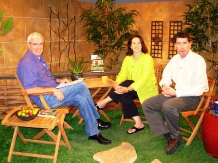 Tom Spencer, Debra Prinzing & Bill Wright