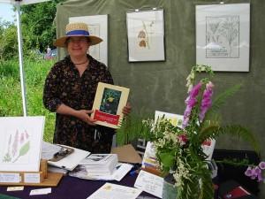 Linda Ann Vorobik, Lopez Island-based botanical artist