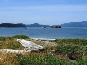 Summer on Lopez Island
