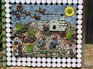 Kathy's mosaic designs