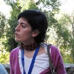 """Antonella Piredda, """"guida turistica,"""" our lovely guide"""