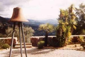 Desert Monastery Garden