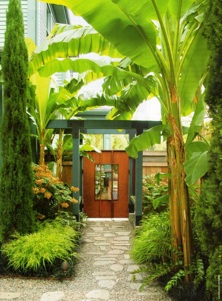 Debra prinzing articles backyard beautification for Landscape gardening for small gardens