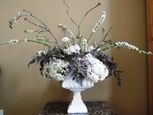 A graceful spring bouquet