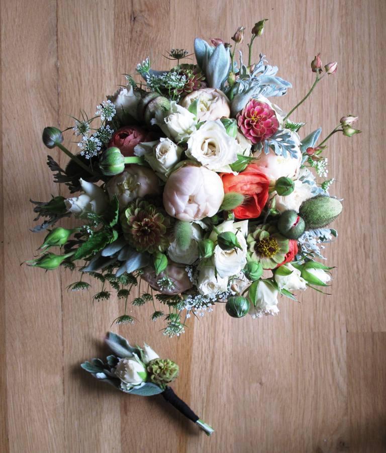 Bouquet_ Boutonniere