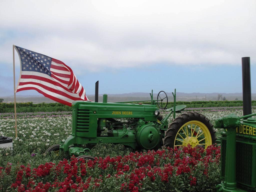 Tractor Americana