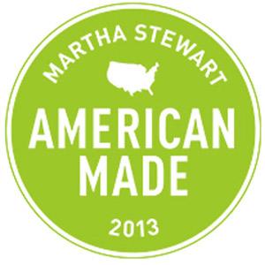 Martha Stewart's 2013 American Made Campaign.
