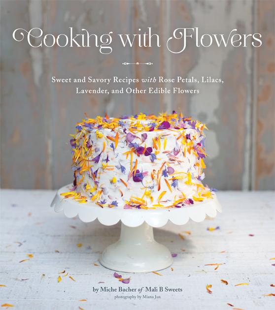 Flower Cake Cover