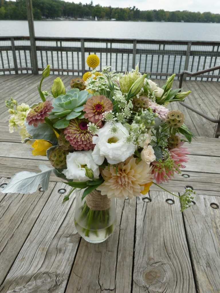 Grown & designed by Gretel Adams, Sunny Meadows Flower Farm