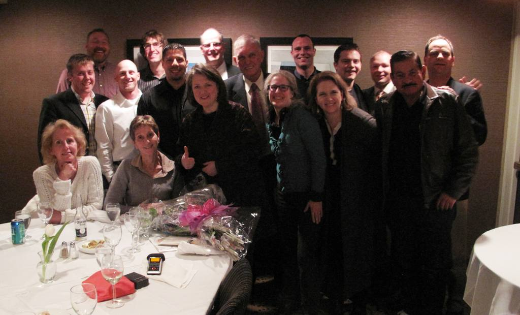 The 2014 Flower Farmer Delegation to Washington, D.C.