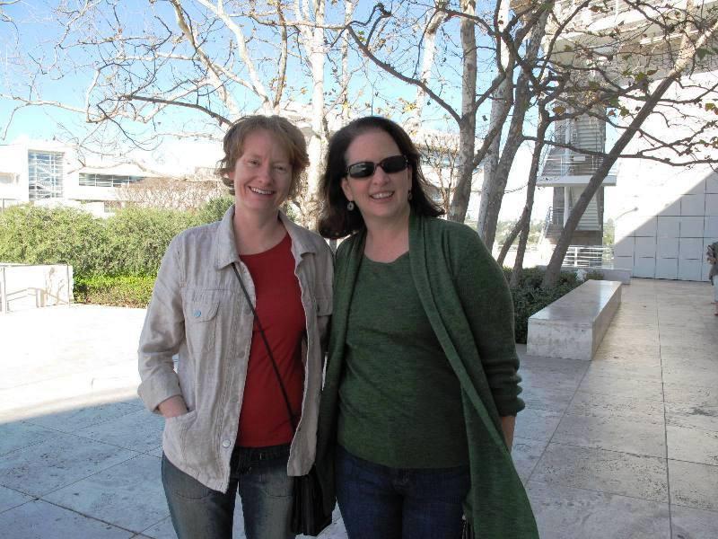 Amy Stewart and Debra Prinzing.