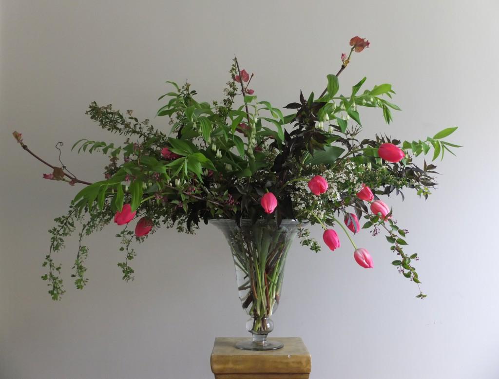 Kailla Platt Flowers, a delightful composition.