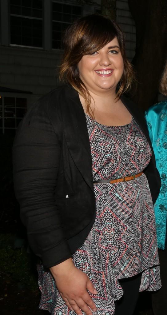 """Slow Flowers"" supermarket pioneer: Katie McConahay of New Seasons Markets."