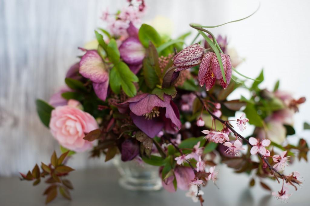 Rose Hill's Elizabeth Bryant's flowers and floral design.