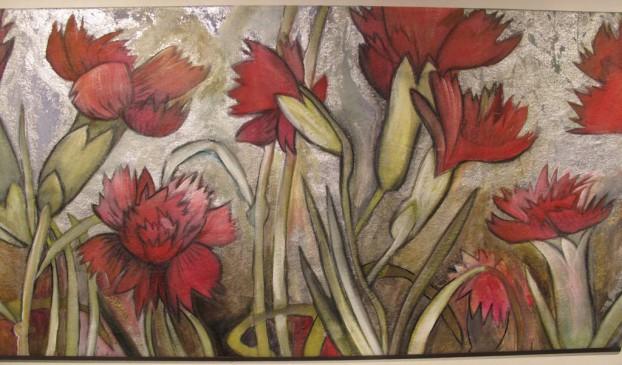 'Dianthus', by Jean Bradbury.