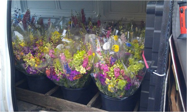 The Gardener's Workshop Supermarket Bunches.