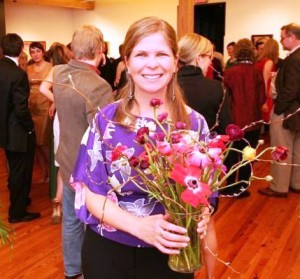 American Grown Floral Visionary, Ellen Frost.