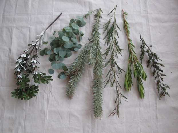 The foliage elements