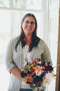 Jennie Love of Love 'N Fresh Flowers