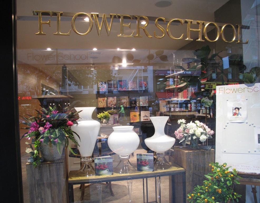 Debra Prinzing Post A Visit To Flower School New York And A