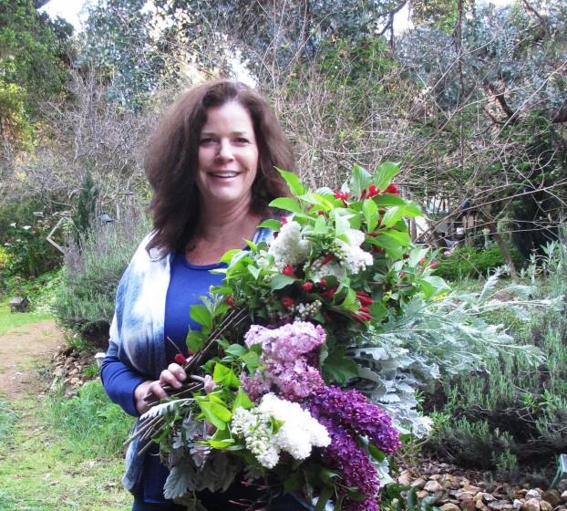 Inspiring floral designer Teresa Sabankaya of Bonny Doon Garden Co.