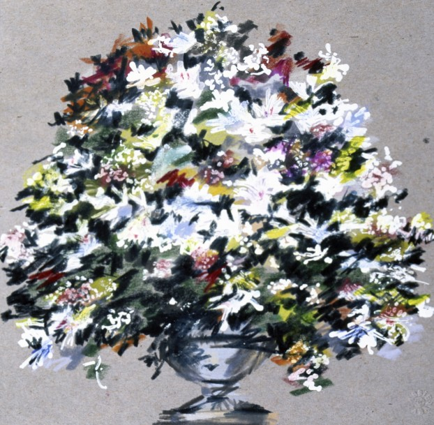 Abbie Zabar. September 24 2000. Collection of the artist