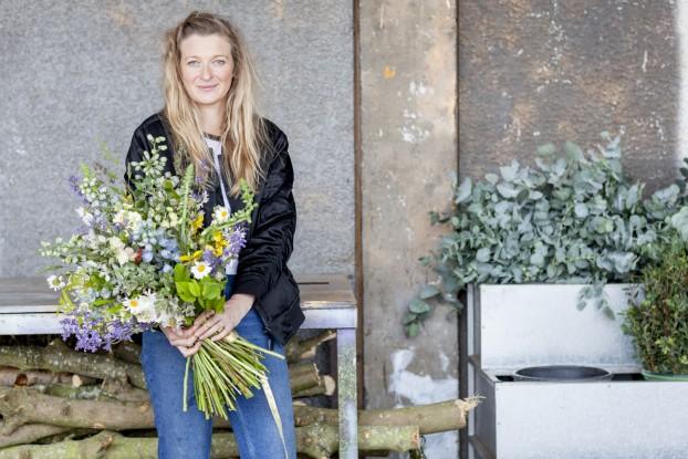 Hattie Fox of That Flower Shop L-9886