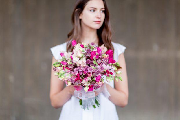 Amanda Austin bridal bouquet