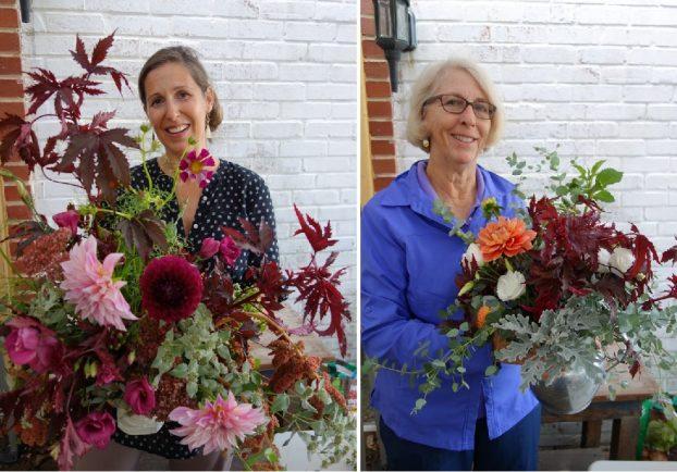 Anissa Manzo of Urban Poppy in Savannah, GA and Carrie