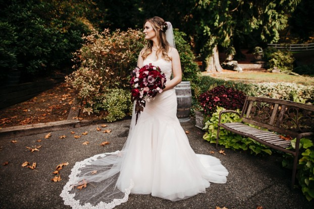 A Floressence Bride