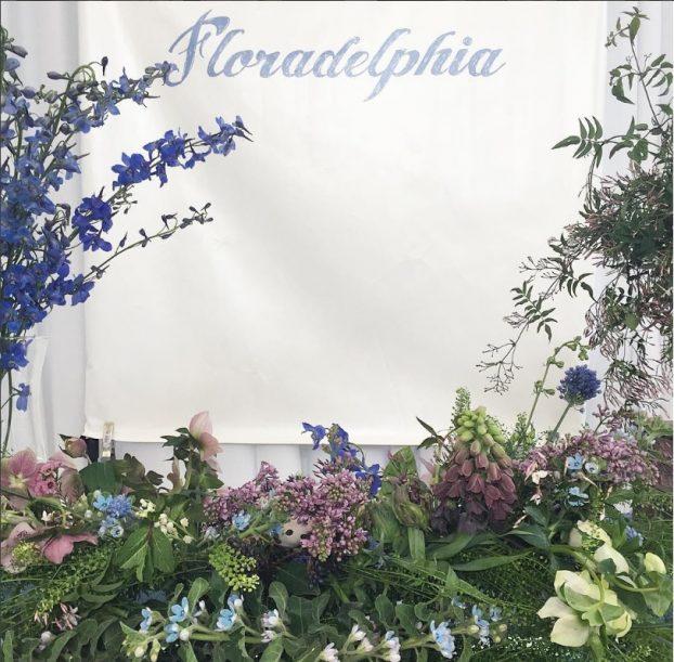 Floradelphia, the name says it all. Flowers for Philadelphia!