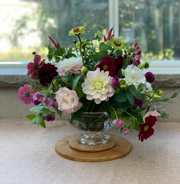 Episode 481 A Wedding Florist Grows A Flower Farm With Candice Howard Of New Jersey Based Duchess Farms Debra Prinzing
