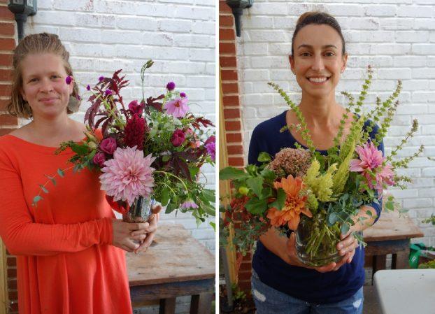 Jen Wood and Kara Brewer of The Barn of Chapel Hill, Chapel Hill, N.C.