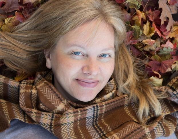 Flower farmer, floral designer, floral photographer, Kathleen Barber