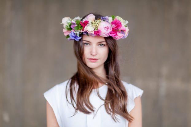The Flower Appreciation Society headdress 2px-7367