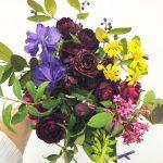 Floradelphia bouquet, by Dan Fingerhut