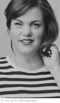 Photographer, author and book creator Heather Saunders