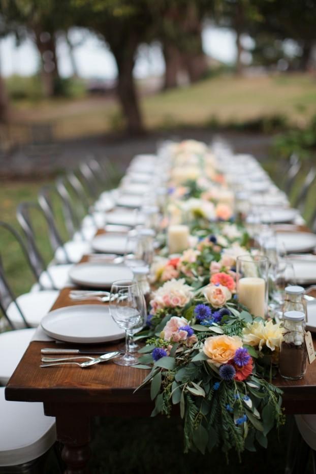 A Venn Floral tablescape.