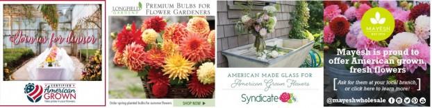 2016 American Flowers Week Sponsors
