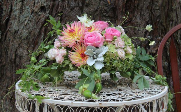 Teresa's bouquet